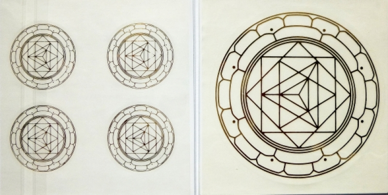 Aufkleber yantra merkaba harmonieoase home design for Design versandhandel