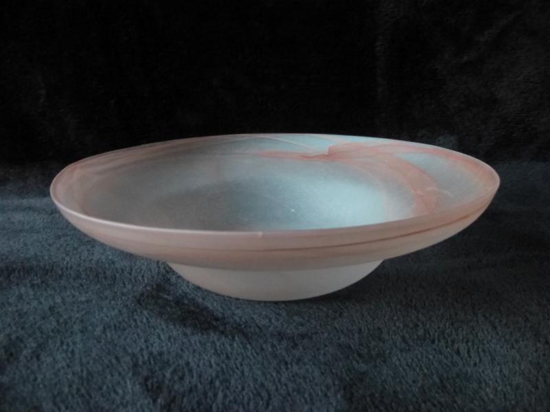 Glasschalen - Peony 25, rosa