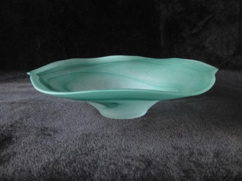 Glasschalen - Roxana 32, grün