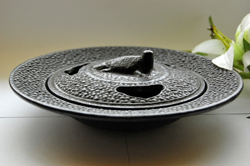 Japanische gusseisen r uchergef e harmonieoase home for Design versandhandel